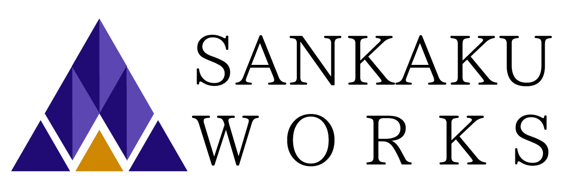 SANKAKUWORKS Co.,Ltd Official Site